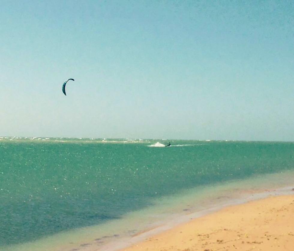 Kite en Icaraizinho