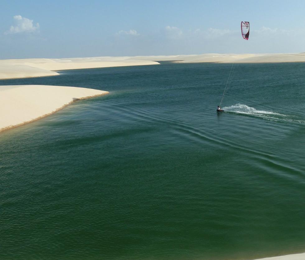 Viaje kitesurf Atins oferta