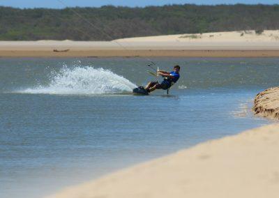 Mejor kite safari en Brasil
