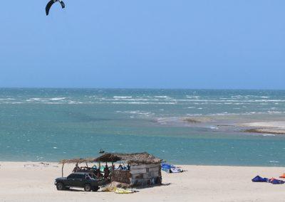 kite safari Brasil