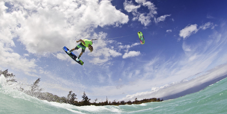 spots de kitesurf