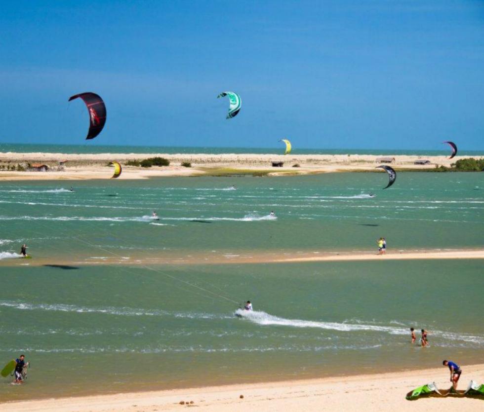 ofertas de viajes Ilha do Guajiru