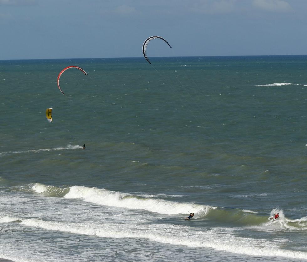 Kitesurf Tibau do Sul