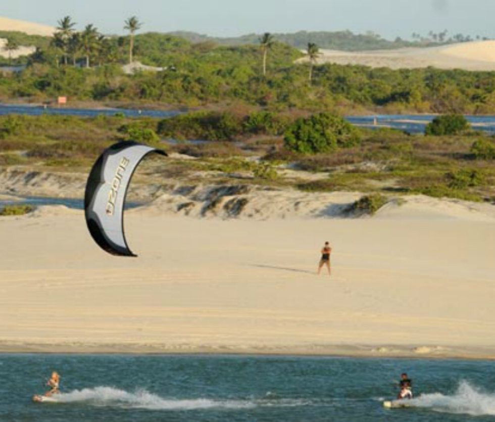 Kitesurf Praia do Prea
