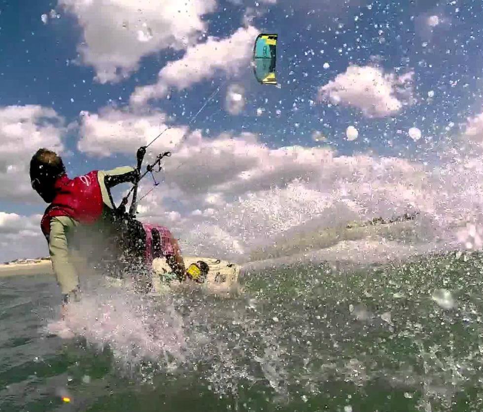 Kitesurf à Praia do Preá