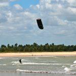 Kitesurfing Sao Miguel do Gostoso