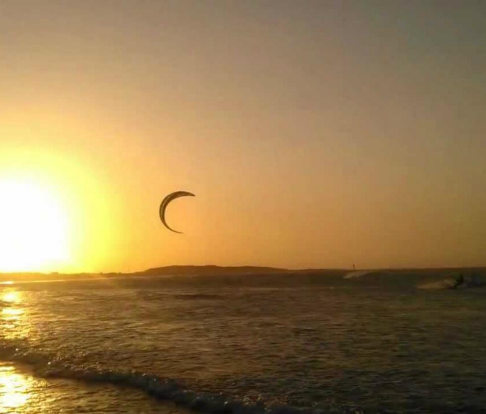 oferta viaje kitesurf Galinhos