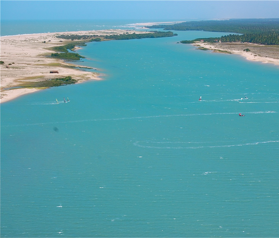 Kitesurfing Holiday Pacakges Brazil