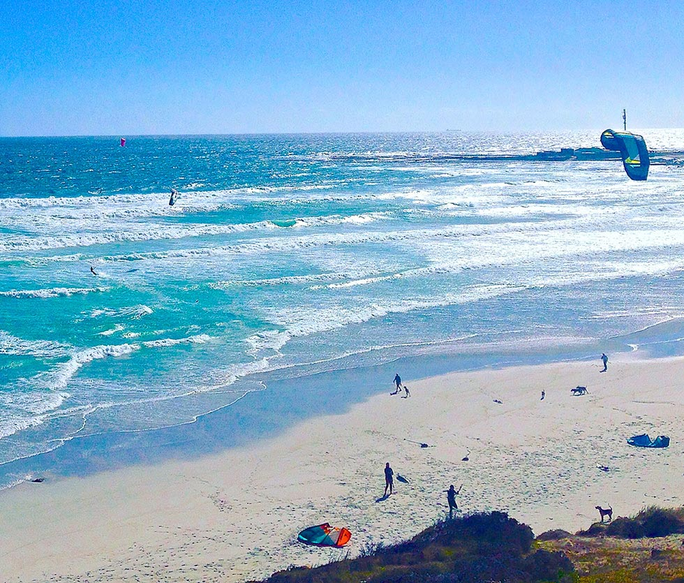 mejores spots de kitesurf