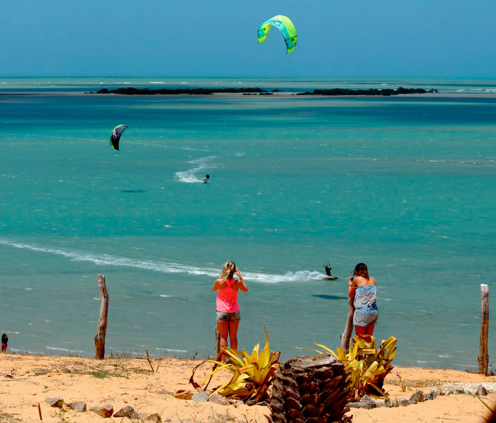 Kitesurfing Macau
